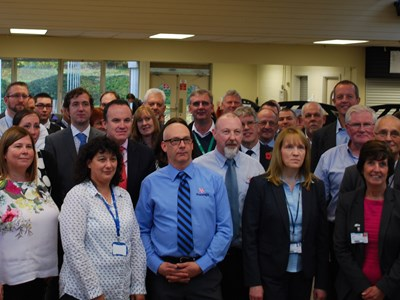 Grantham Engineering Forum A Success!