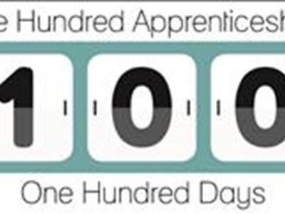 Grantham College Challenged to find '100 apprentices in 100 days'