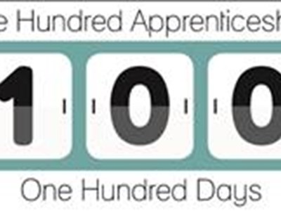 100 apprentices in 100 days Challenge Comes to a Triumphant Finish