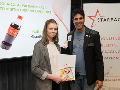 Kate takes Bronze in International Design Competition