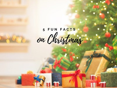 5 facts you probably didn't know about Christmas