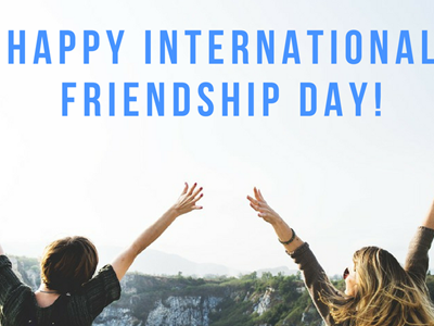 International Friendship Day: 4 Ways to show your friends you love them