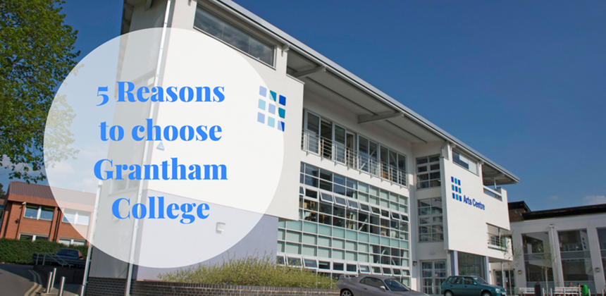 5 Reasonsto choose Grantham College.png