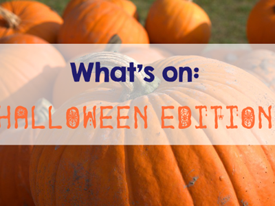 What's on: Halloween Edition