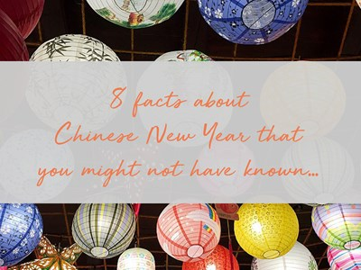 8 Facts you might not have known about Chinese New Year