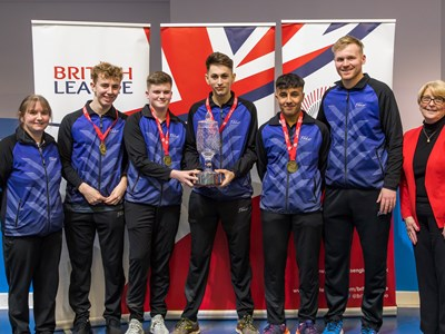 Victory for Table Tennis Academy