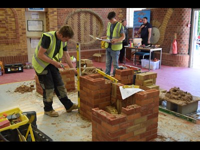 Bricklayers meet to compete for place at national final