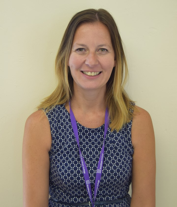 Lara Steptoe, Vice Principal, Business & Curriculum Development