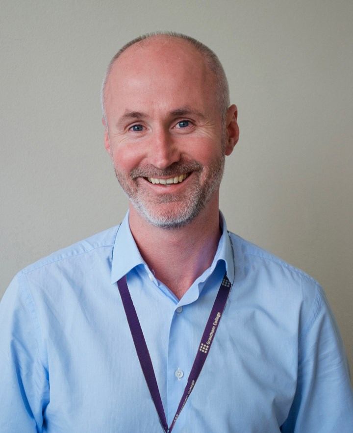 Paul Deane, Principal & Chief Executive