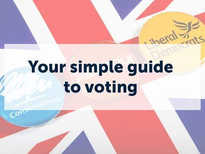 Your simple guide to voting